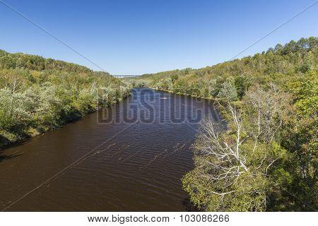Kettle River Railroad Bridge