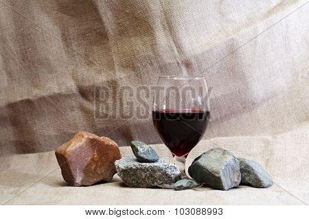 Wine And Stones