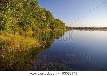 Wilderness Lake Reflections