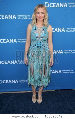 LOS ANGELES - SEP 28:  Kristen Bell at the