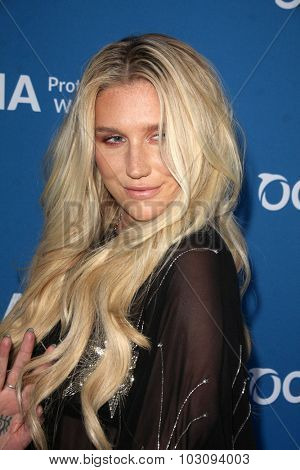 LOS ANGELES - SEP 28:  Kesha at the