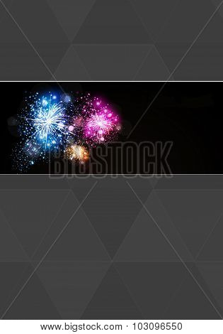New Year Cover Template Easy All Editable