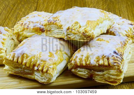 Sweet Puff Pastry..