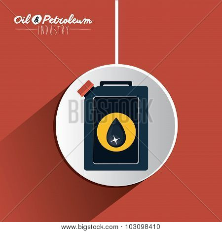 Petroleum and Oil concept