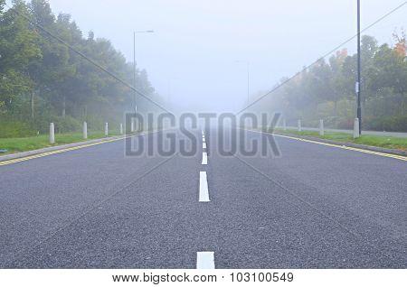 Straight Road..