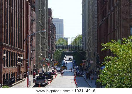 Washington Street at Dumbo (Brooklyn)