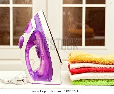 Ironing On Home Desktop