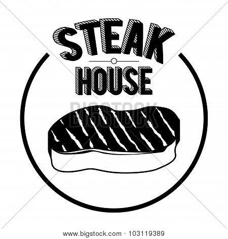 Steak House design