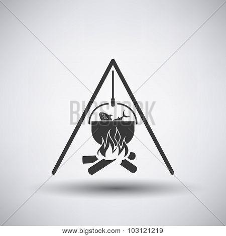 Fishing Pot Icon