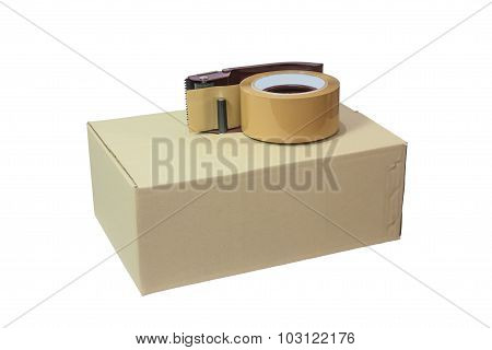 The Opp Tape Cuts And New Box.