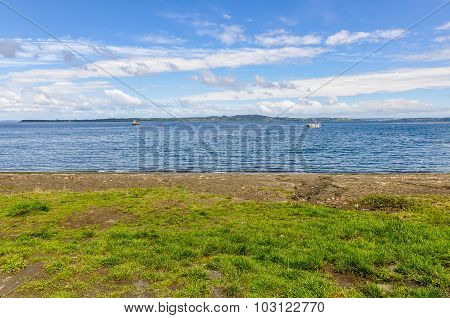 Coast, Chiloe Island, Chile