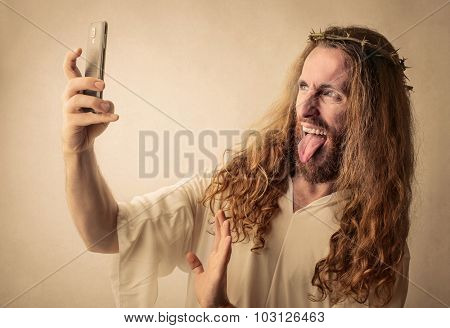 Irreverent Jesus