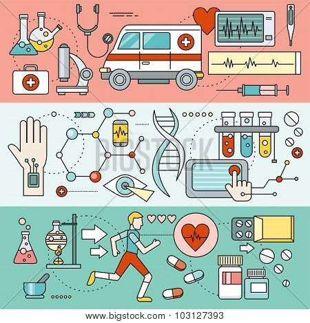 System Technology for Health Research