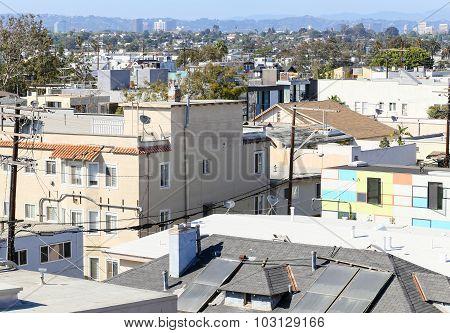Venice Beach Roofs