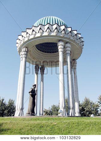 Tashkent Almazar Navoi Memorial 2007