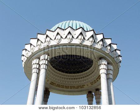 Tashkent Almazar Top Of Navoi Memorial 2007