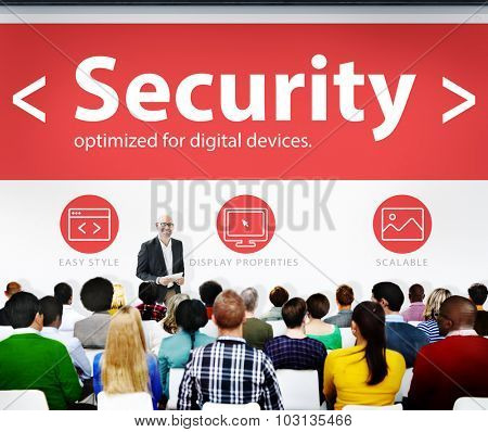 Security Protection Protection Privacy Seminar Conference Learning Concept
