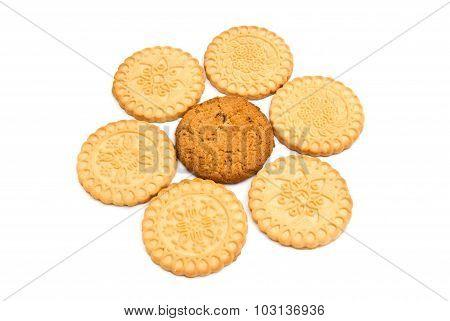 Seven Tasty Cookies