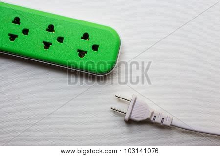 Power Outlet And Power Plug