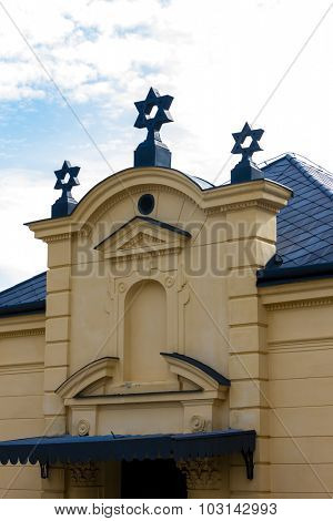 synagogue, Trebic, Czech Republic