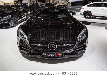 2015 Brabus Mercedes-AMG GT S