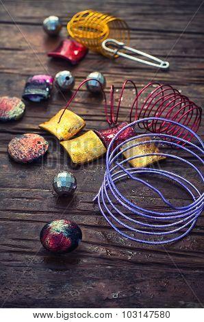 Stylish Beads For Needlework