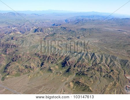 Mountain Region Of Nevada