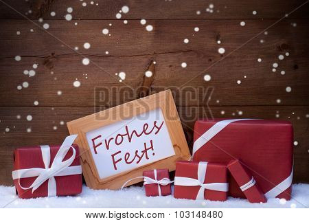 Decoration, Gift, Snow,Flake, 2016, Frohes Fest, Merry Christmas