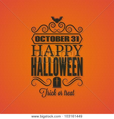 halloween party invitation card background
