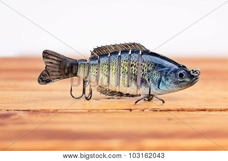Swimbait Fishing Lure