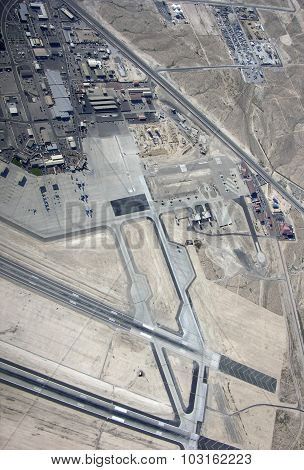 Nellis Air Force Base Nevada