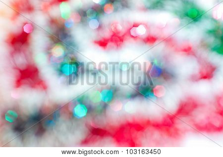 Blur Christmas Background