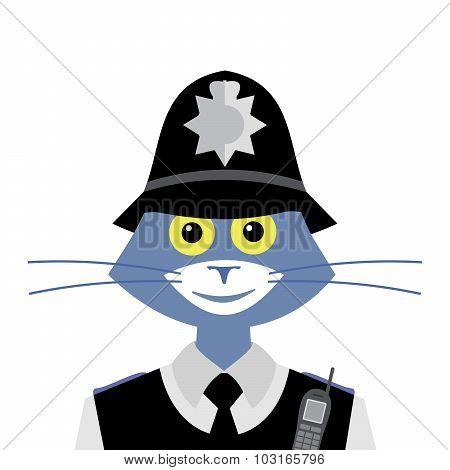 Cat British Constable