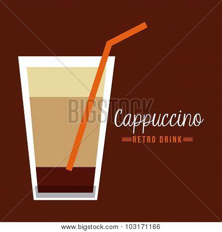 retro drinks