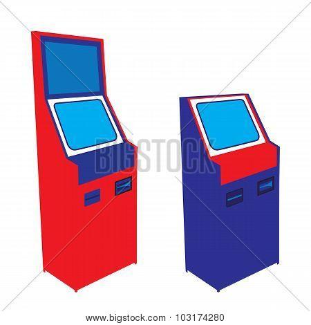 Payment Terminals.