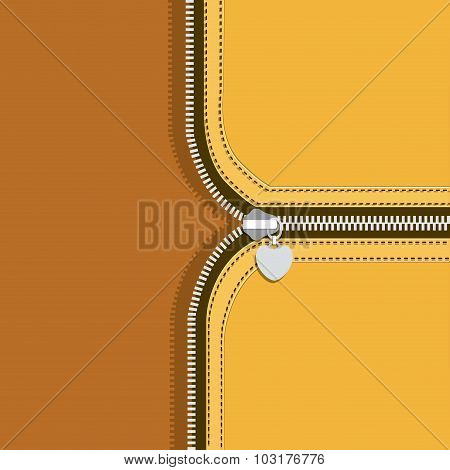 Zipper design