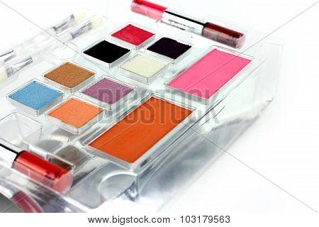 set for make-up