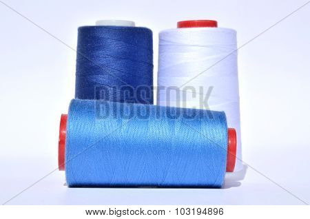 Blue Thread Reels