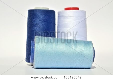 Blue Threads