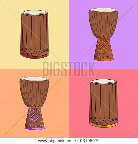 African music instrument