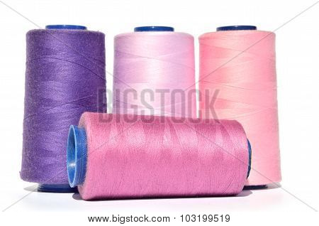 Shades Of Violet Thread