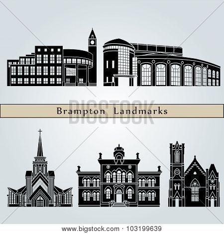 Brampton Landmarks