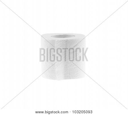 Tissues Isolated On White Background.