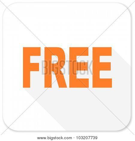 free flat icon