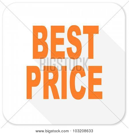 best price flat icon