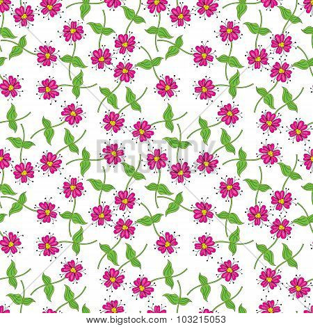 Floral Seamles Pattern