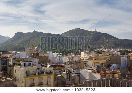 Roofs Of Cartagena