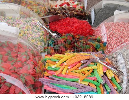 Candy Sweets.