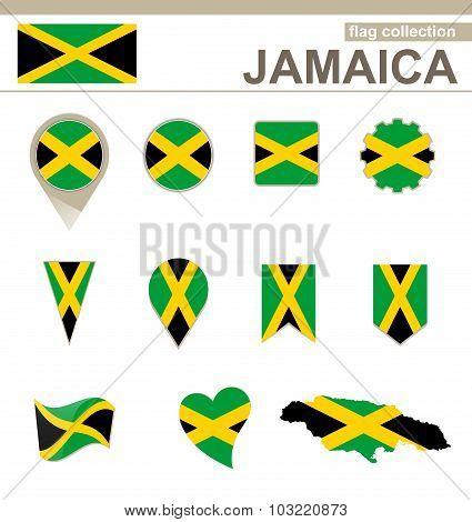 Jamaica Flag Collection