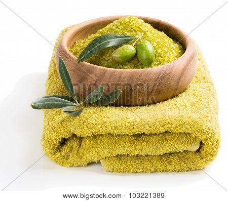 Olive Spa Salt